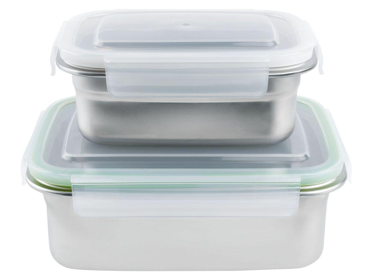 Bild 5 von ERNESTO® Frischhaltedosen, 2 Stück