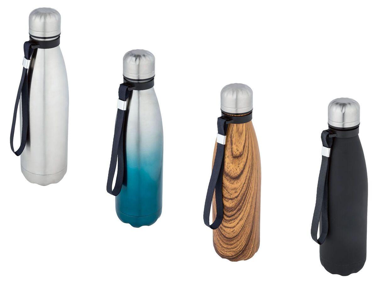 Bild 1 von ERNESTO® Isolierflasche, 0,5 l, mit Schlaufe