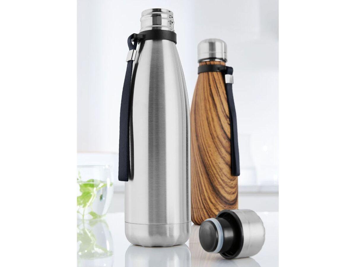 Bild 3 von ERNESTO® Isolierflasche, 0,5 l, mit Schlaufe