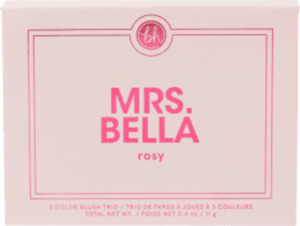 BH Cosmetics  Rouge Trio Mrs. Bella Rosy