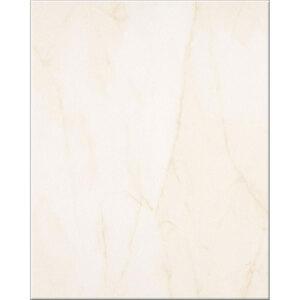 """Wandfliese """"Basis marmoriert"""", beige glänzend"""