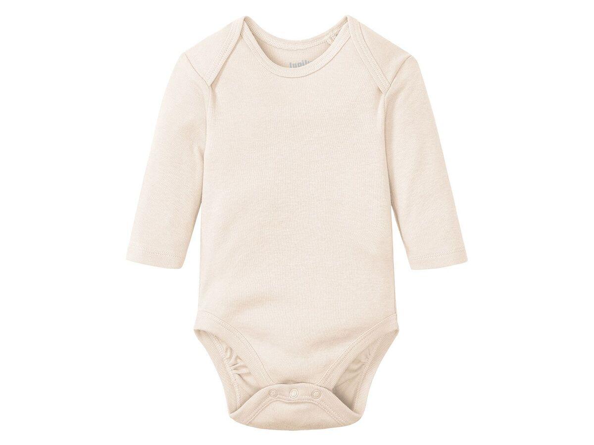 Bild 3 von LUPILU® 5 Baby Bodies, mit Bio-Baumwolle