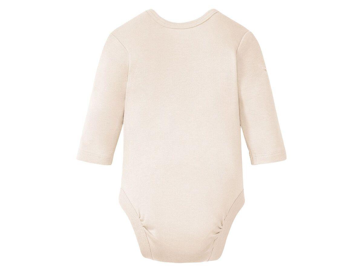 Bild 4 von LUPILU® 5 Baby Bodies, mit Bio-Baumwolle