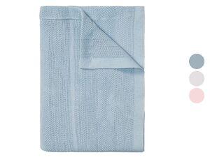 LUPILU® Baby Webdecke, 70 x 90 cm, aus Baumwolle