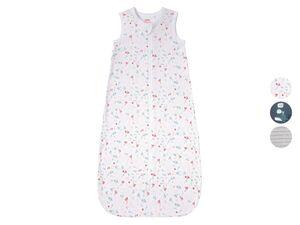 LUPILU® Baby Schlafsack, mit Reißverschluss, Kinnschutz