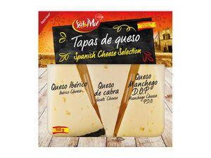 Sol & Mar Spanische Käseplatte