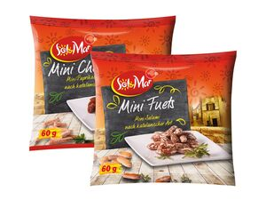 Sol & Mar Mini Fuets/ Mini Chorizos