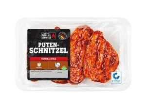 Grillmeister Putenbrustschnitzel