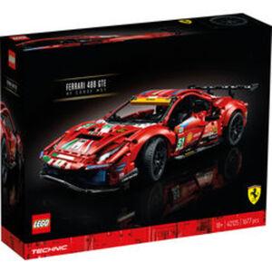 "LEGO®Technic 42125 Ferrari 488 GTE ""AF Corse #51"""