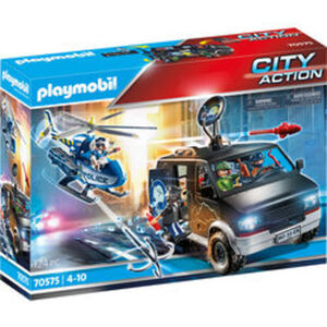 PLAYMOBIL® City Action 70575 Polizei-Helikopter: Verfolgung
