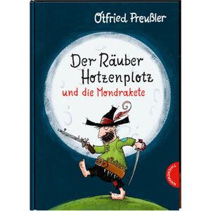 """Kinderbuch """"Der Räuber Hotzenplotz und die Mondrakete"""""""