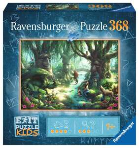 Ravensburger Puzzle EXIT Der magische Wald 368T