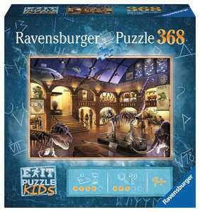 Ravensburger Puzzle EXIT Im Naturkundemuseum 368T