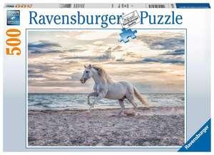 Ravensburger Puzzle Pferd am Strand 500T