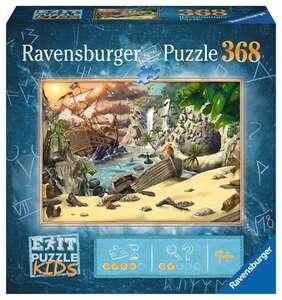 Ravensburger Puzzle EXIT Das Piratenabenteuer 368T