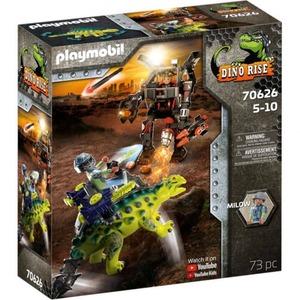 Playmobil® 70626 - Saichania: Abwehr des Kampfläufers - Playmobil® Dino Rise