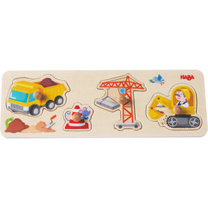 Haba Greifpuzzle  301943  Mehrfarbig