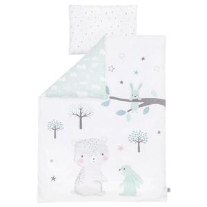 Zöllner Babybettwäsche  8710110500  Weiß