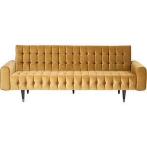 Kare-Design Sofa samt honig  Milchbar Velvet Honey  Textil