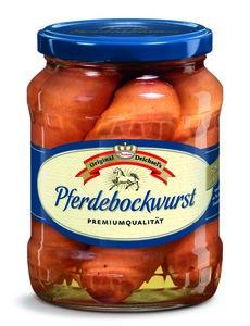 Pferdebockwurst