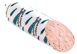 Schnittlauch-Leberwurst