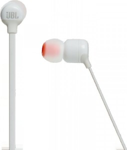JBL Kopfhörer T110BT weiß ,  20 bis 20000 Hz, Freisprechfunktion, Bluetooth