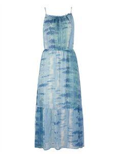 Damen Maxikleid - Unterkleid