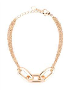 Damen Armband - Metallic-Details
