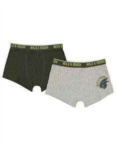 Jungen Retro-Pants - 2er-Pack