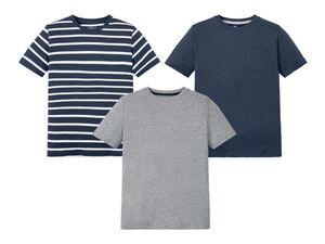 PEPPERTS® T-Shirts Jungen, 3 Stück, mit Baumwolle