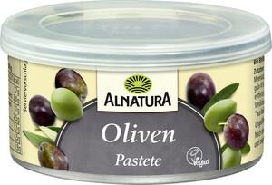Alnatura Bio Pastete Olive 125G