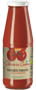 Demeter Bio Delizie In Cucina Passierte Tomaten 700G