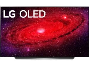 LG OLED55CX9LA OLED TV (Flat, 55 Zoll / 139 cm, UHD 4K, SMART TV, webOS 5.0 mit ThinQ)