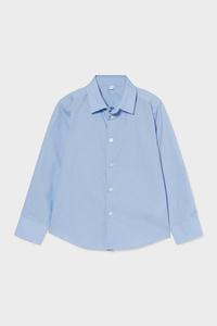C&A Hemd, Blau, Größe: 92