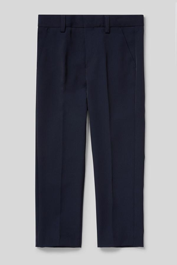 C&A Baukasten-Hose, Blau, Größe: 92