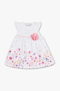 C&A Baby-Kleid, Weiß, Größe: 68