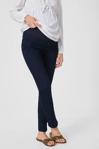 C&A Straight Jeans-Umstandsjeans, Blau, Größe: 34