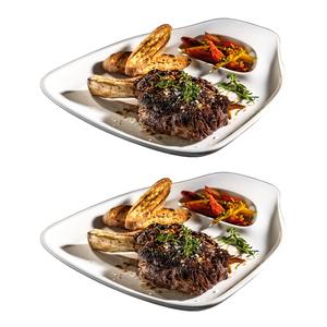 Villeroy & Boch Steakteller 2er Set BBQ