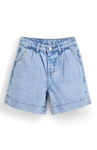 Blaue Jeans-Bermudashorts (kleine Mädchen)