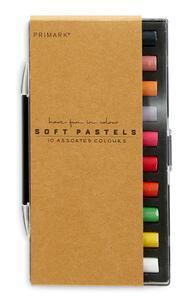 Stifte für Künstler in weichen Pastelltönen, 10er-Pack
