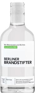 Berliner Brandstifter No Gin alkoholfrei 350ml   - Erfrischungsge..., Deutschland, trocken, 0.3500 l