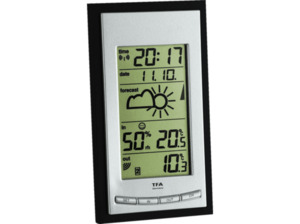 TFA 35.1068 IT Diva Base Wetterstation