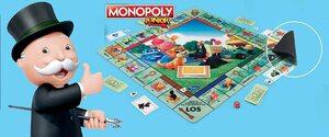 Monopoly Spielmatte XL