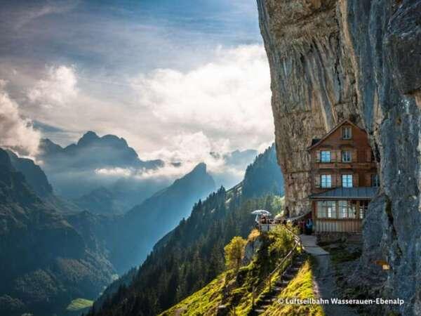 Appenzell & Bodensee - Schweiz-Standort-Rundreise