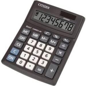 Citizen Office CMB 801 Tischrechner Display (Stellen): 8 solarbetrieben, batteriebetrieben (B x H x T) 102 x 31 x 137 mm