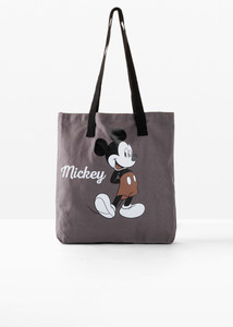 Mickey Mouse Stoffshopper