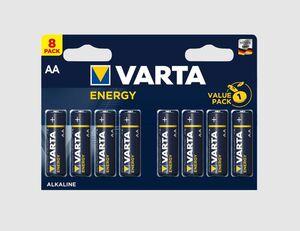 VARTA Batterie Mignon AA