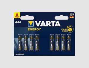 VARTA Batterie Micro AAA