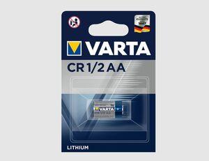 VARTA Batterie CR 1/2  AA
