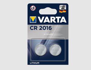 VARTA Knopfzelle Lithium